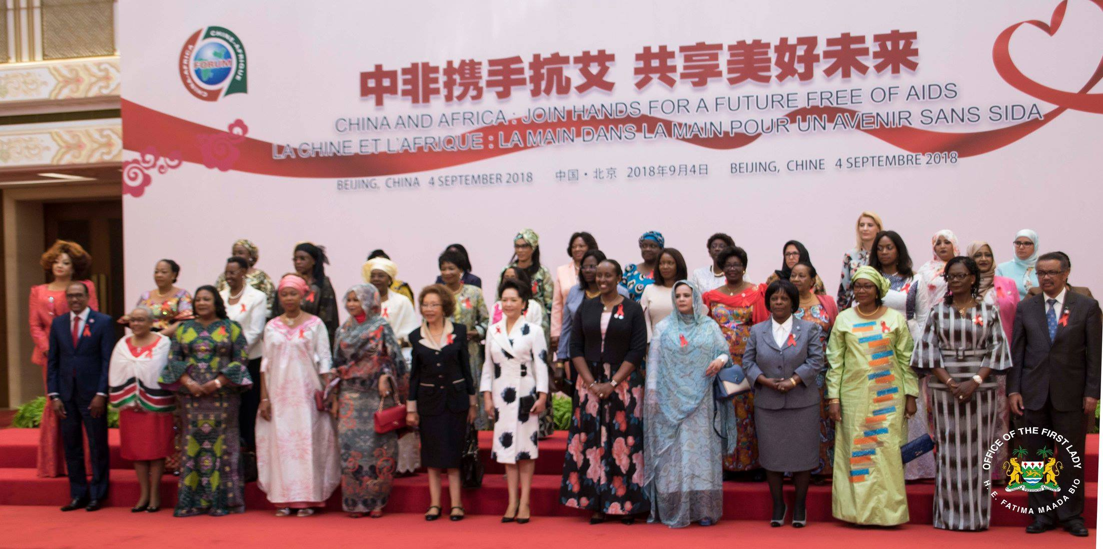 HIV / AIDS prevention and control conference in China